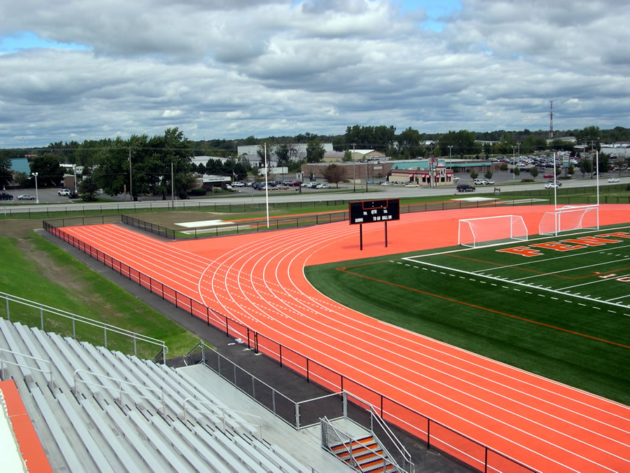 Fenton High School Track